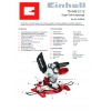 Φαλτσοπρίονο  EINHELL TH-ΜS 2112  (4300295)