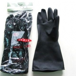 Γάντια latex industrial 80gr xl