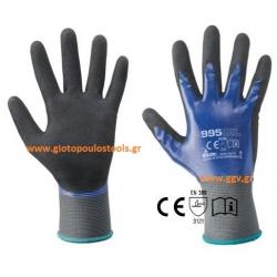 Γάντια oil nitril nr995