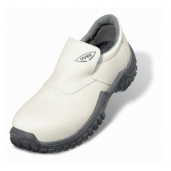 Υπόδημα ασφαλείας λευκό uvex 6962.8