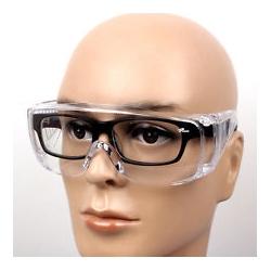 Γυαλιά προστασίας uvex διάφανα uvex  OVERSPECS 9161.014